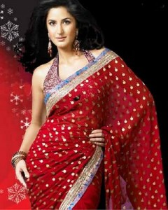 Banarasi Wedding Sari