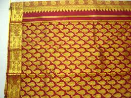 Kanchipuram Silk Saris