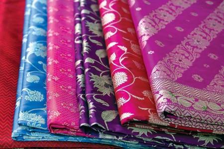 Banarasi saris