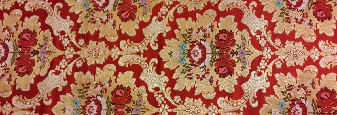 Gorgeous Traditional Fabrics