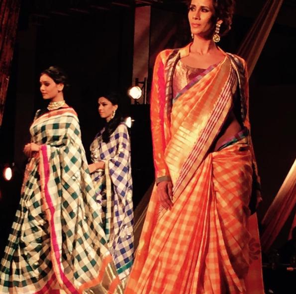 Check Banarasi Saris by Manish Malhotra